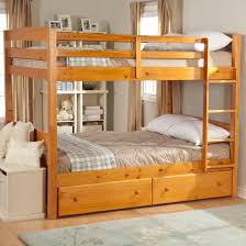 Wooden Adult Bunk Beds ...