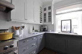 ... Two Color Kitchen Cabinets Luxury Inspiration 26 Two Tone Color Kitchen  Cabinets Cabinet ...