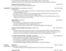naukri resume writing