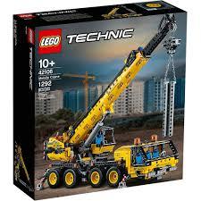 Купить <b>конструктор LEGO Technic Мобильный</b> кран 42108 в ...