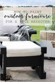decorating graceful patio furniture 8 outdoor makeover by the wood grain cottage patio furniture
