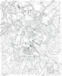 Idea Final Fantasy Coloring Pages Or Explore Final Fantasy Coloring