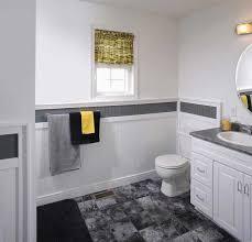 awesome bathrooms. Bathrooms With Wainscoting Awesome Bathroom Interior Bath Beadboard I