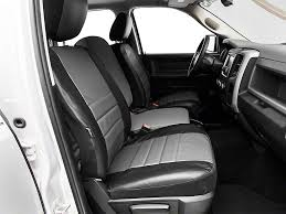 Fia RAM Custom Fit Leatherlite Front Seat Covers - Gray R102127 (09 ...