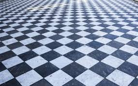 Patterns tile floors Diamond Your Guide To Checkerboard Marble Flooring