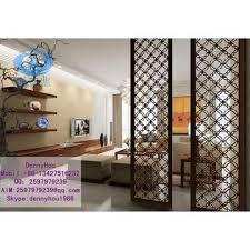 golden decorative stainless steel room