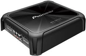 Обзор товара <b>усилитель автомобильный PIONEER GM</b>-<b>D8704</b> ...
