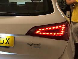 Audi Q5 Rear Lights Audi Q5 Rear Tail Light Car Accessories Electronics