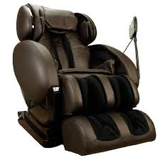 chocolate brown infinity it 8500 massage chair