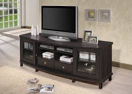 amazoncom wholesale interiors baxton studio walda wood tv