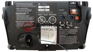 sears craftsman 41a5483 2 garage door opener circuit board