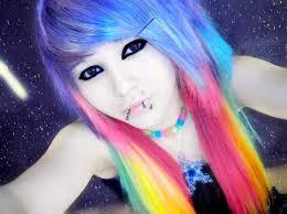 Pic of emo girl
