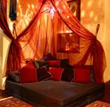 Best 25 Moroccan Bed Ideas On Pinterest Bedding Throughout Style Frame  Inspirations 12