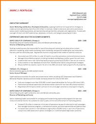 8 Sample Executive Summary Dos Joinery