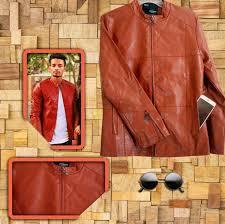 pu leather jacket for men best s in desh daraz com bd