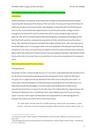 security major essay william hill  intr2014 n foreign and security policy williamhill 5193836 1 is an alliance between andus inevitable