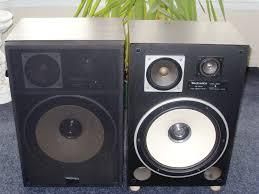 speakers vintage. technics sb-g600 speakers vintage a
