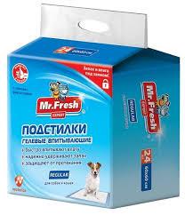 <b>Пеленки</b> для собак впитывающие Mr. Fresh <b>Expert</b> Regular F5 ...