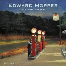 Edward Hopper Light And Dark Hopper Light And Darkness 2019 Wall Calendar In 2019