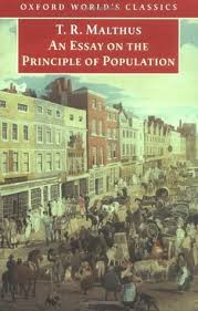 an essay on the principle of population by thomas robert malthus 318430