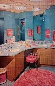 blue bathroom good arrangement adds a
