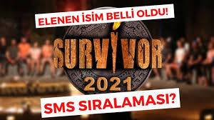 İzleyiciler, ''survivor'da sms nasıl atılır? Survivor Sms Siralamasi Oy Sonuclarina Gore 2 Subat Kim Elendi Exxen Com Survivor 2021 4 Hafta Oy Siralamasi Birincisi Kim Oldu Kimin Ismini Soyledi