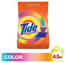Купить <b>Стиральный порошок</b> Tide Color <b>автомат</b>, 4,5 кг по цене ...