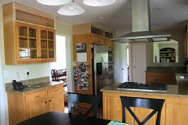 My Kitchen Refresh Extending My Cabinets To The Ceiling Freshly