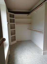remarkable simple corner closet shelves corner closet shelves diy home design ideas