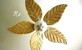 palm leaf ceiling fans fan blades com pertaining to plans frond blade covers cover