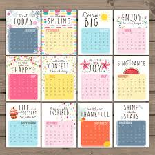 Small Picture Yearly birthday calendar template Projects to Try Pinterest
