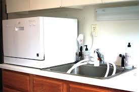 best countertop dishwasher 2016 drawbacks of portable dishwashers