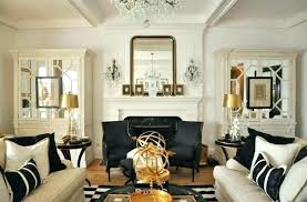 Black Furniture Living Room Ideas Extraordinary Gold Themed Living Room Black And Decor Winters Fantastic With