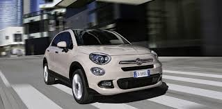 Fiat Suv Range The Best Compact Crossover Suv Fiat Ie