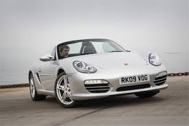 Porsche Boxster 987 2005 - Car Review | Honest John
