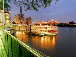 brisbane city restaurants with river views