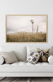 rustic country wall decor windmill art