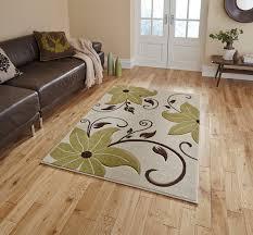 verona oc15 beige green rug