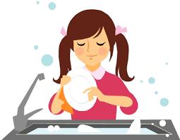 boy washing dishes clipart. Wonderful Clipart Inside Boy Washing Dishes Clipart O