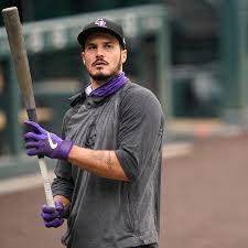 Nolan Arenado Is Introduced by St ...