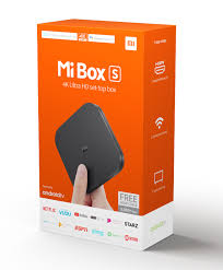 FLA203633901UK Xiaomi Mi Box S 4K HDR Android TV Streaming Media Player  w/Google Assistant NEW