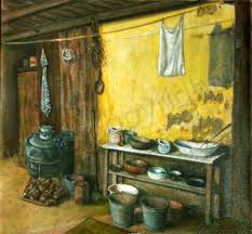 Farm Kitchen Old Dutch Farm Kitchen Hans Dutch Artist Foundmyself