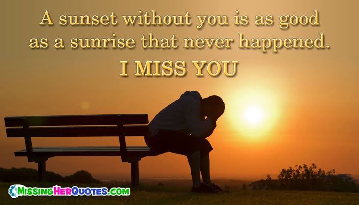 miss you messages for wife
