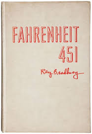 fahrenheit 451 by ray bradbury limited first edition with asbestos cover ballantine books 1953