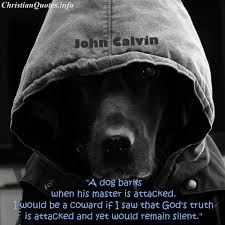Christian Quotes About Truth Best Of John Calvin Quote Truth Being Attacked ChristianQuotes