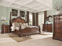 ashley furniture bedroom sets prices. ashley furniture b705 ledelle-queen or king poster mansion bed frame bedroom set sets prices