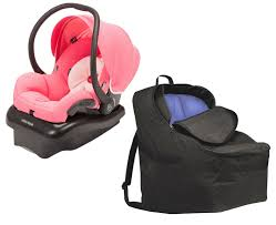 maxi cosi car seat travel cover velcromag