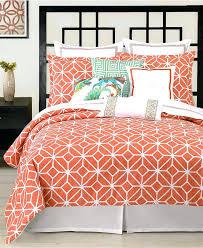 c bed comforter orange comforter set queen c bedding sets elegant all modern