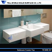 bathroom fixtures free standing stone bone bowl seashell modern commercial bathroom sink small space base cabinet double faucet flooring walk in granite