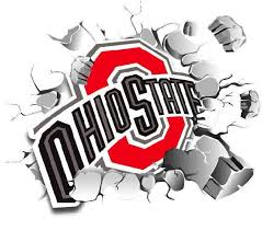 osu wall decal the ohio state logo